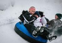 youth group winter retreat michigan 1