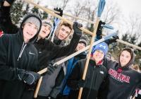 youth group winter retreat michigan 7