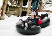 youth group winter retreat michigan 9