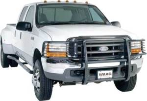 Ford-F350-Front