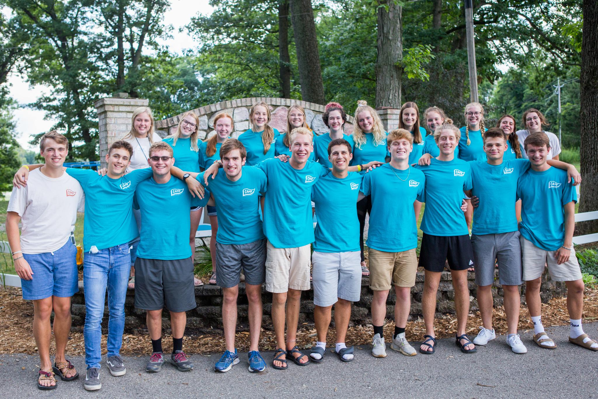 Camp Aide Program!